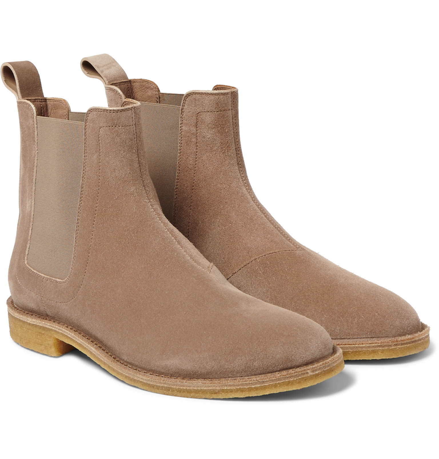 Amazing  S Typical Brightly Coloured Accents Come In The Form Of Yellow Inserts On A Pair Of Classic Navy Suede Chelsea Boots 3 Bottega Veneta Chelsea Boot $770 These Shadow Grey, Buffalo Leather Chelsea Boots Feature A Topline Pull Tab And