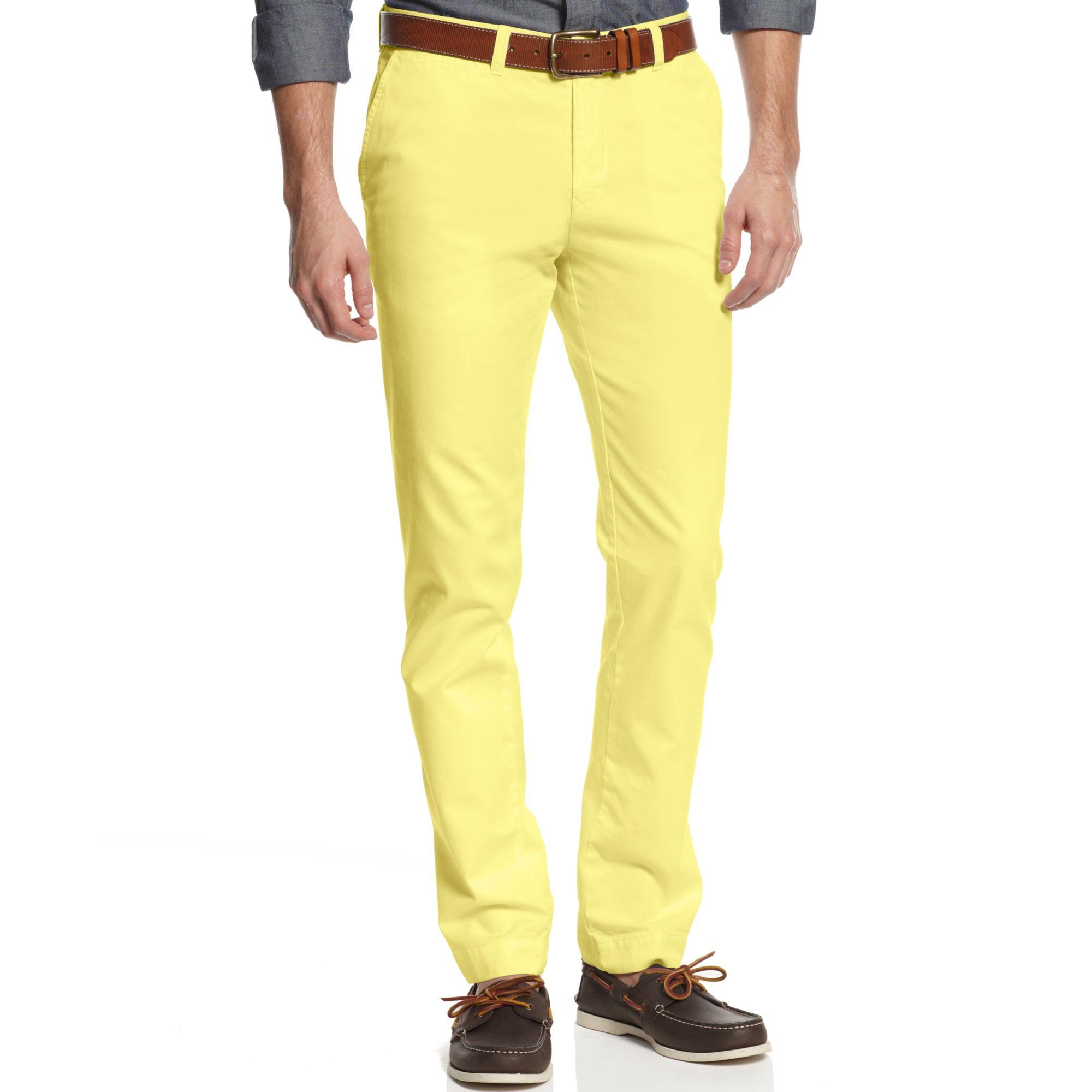 Slim Fit Graduate Chino Pants