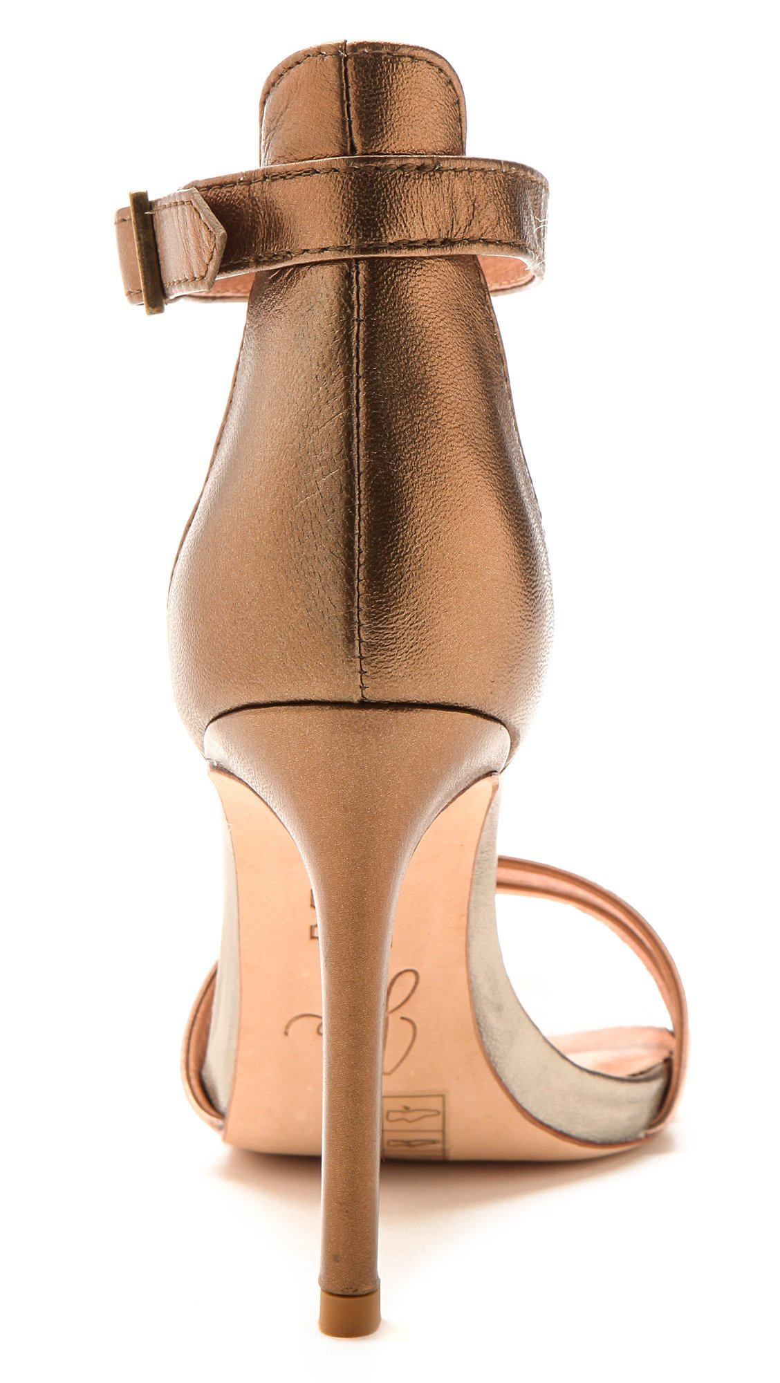 22fb86225ce1 Lyst - Joie Jena Sandals - Bronze Pewter Rose Gold in Metallic