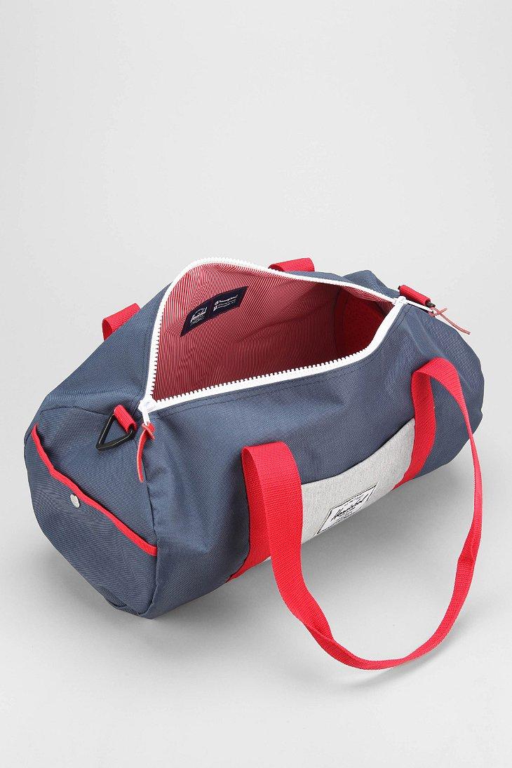 dc192b738f2e Lyst - Herschel Supply Co. X Champion Sutton Duffle Bag in Blue for Men