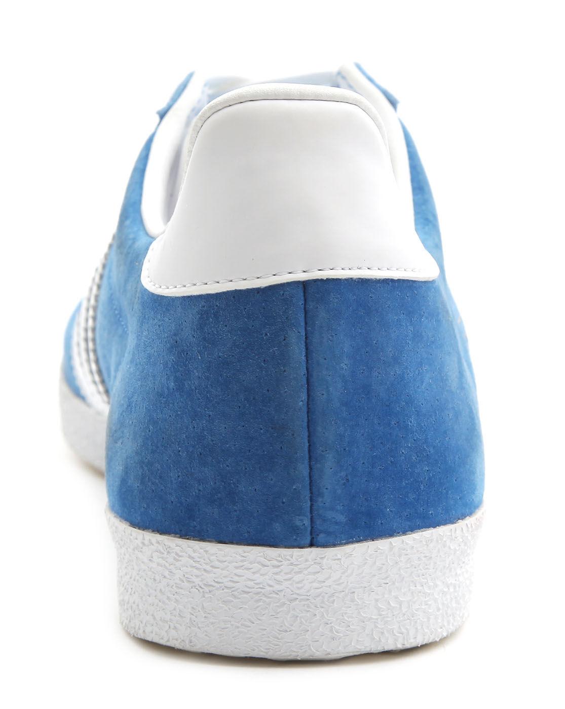 Adidas Originals Gazelle Og Navy Blue Sporty Sneakers