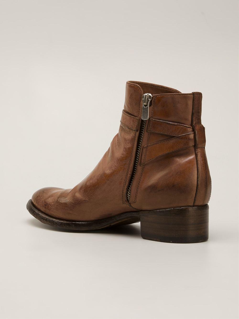Elegant Officine Creative Womenu2019s U2018Lenahu2019 Boots U2013 Aallshoestyle