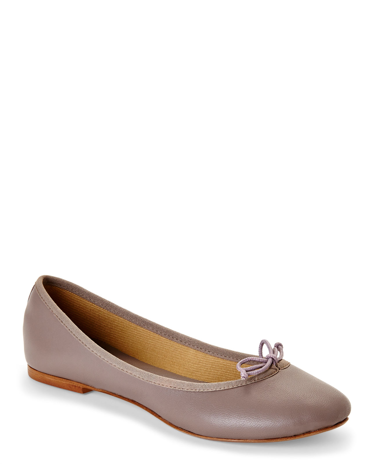 7e69192bc357 Lyst - L Autre Chose Grey   Taupe Ballet Flats in Gray