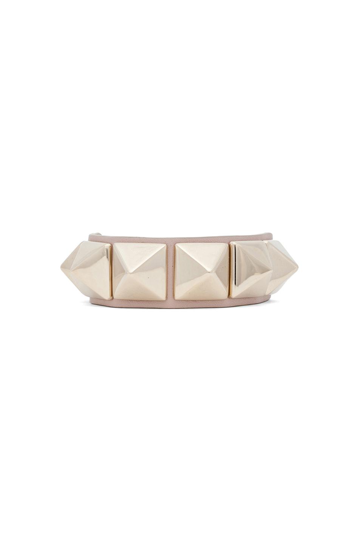 Valentino Va Va Voom Bracelet In Poudre In White Lyst