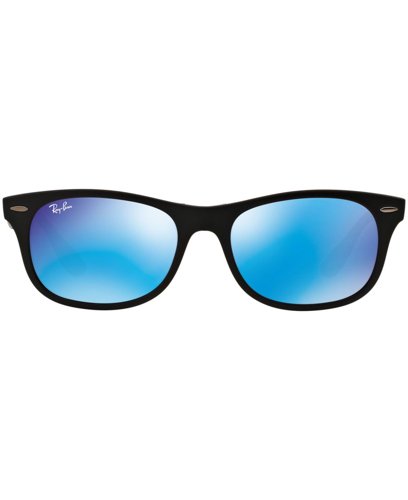 7241f27a60b Ray Ban Black Blue