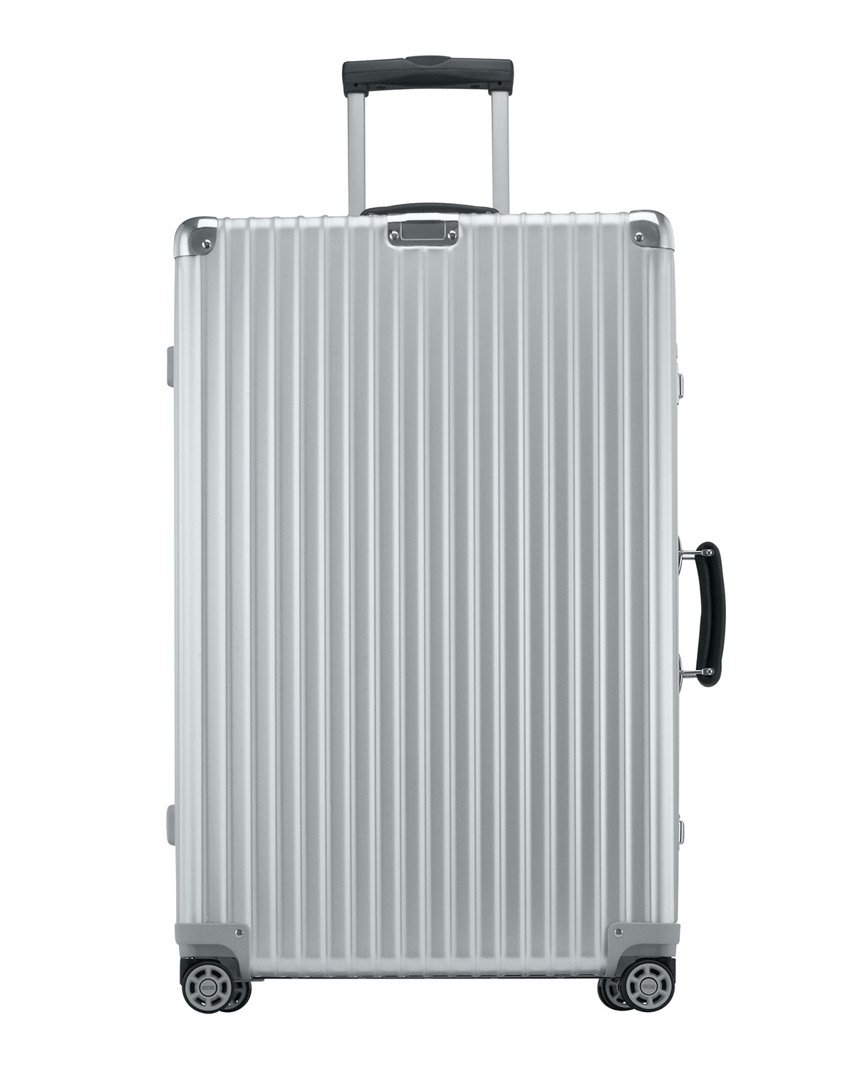 rimowa classic flight 29 multiwheel in metallic lyst. Black Bedroom Furniture Sets. Home Design Ideas