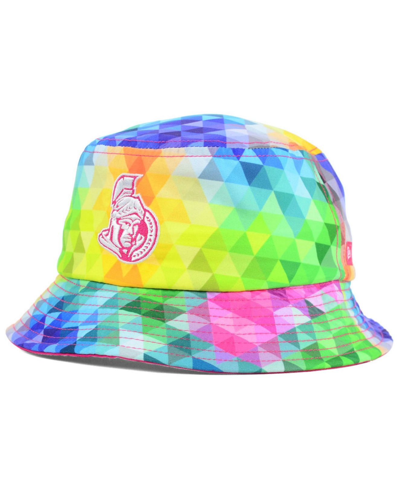73edd4ee9d5 Lyst - KTZ Girls  Ottawa Senators Gem Bucket Hat