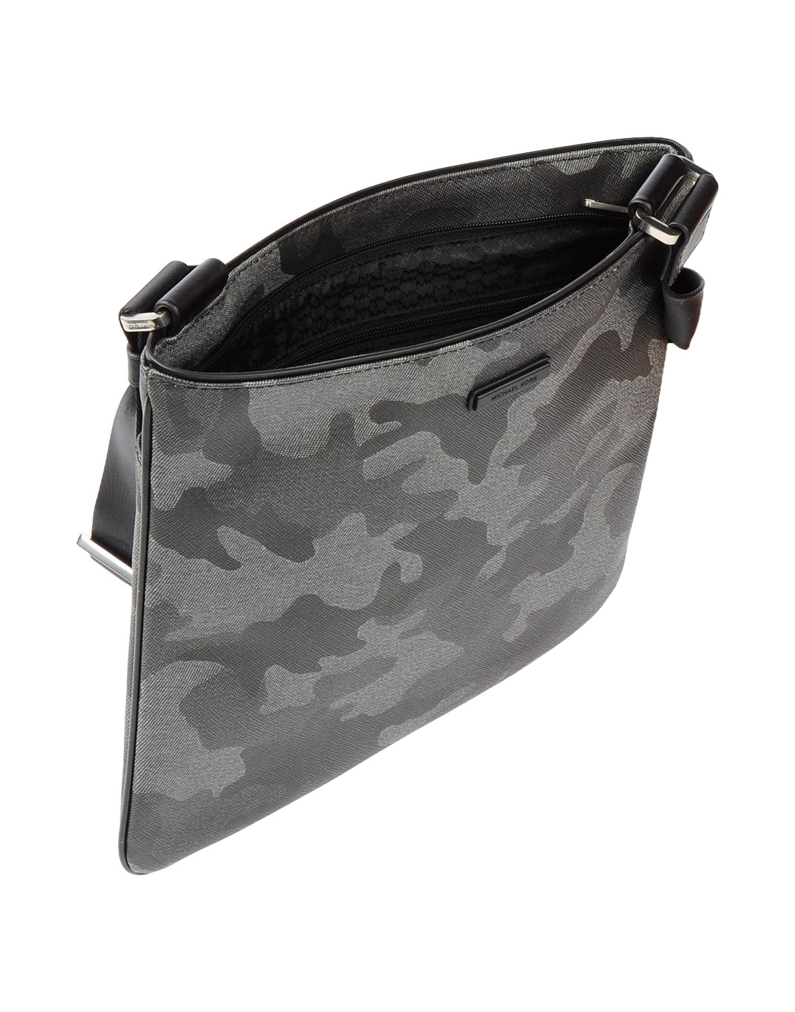 de8d859fc53c Michael Kors Cross-body Bag in Gray for Men - Lyst