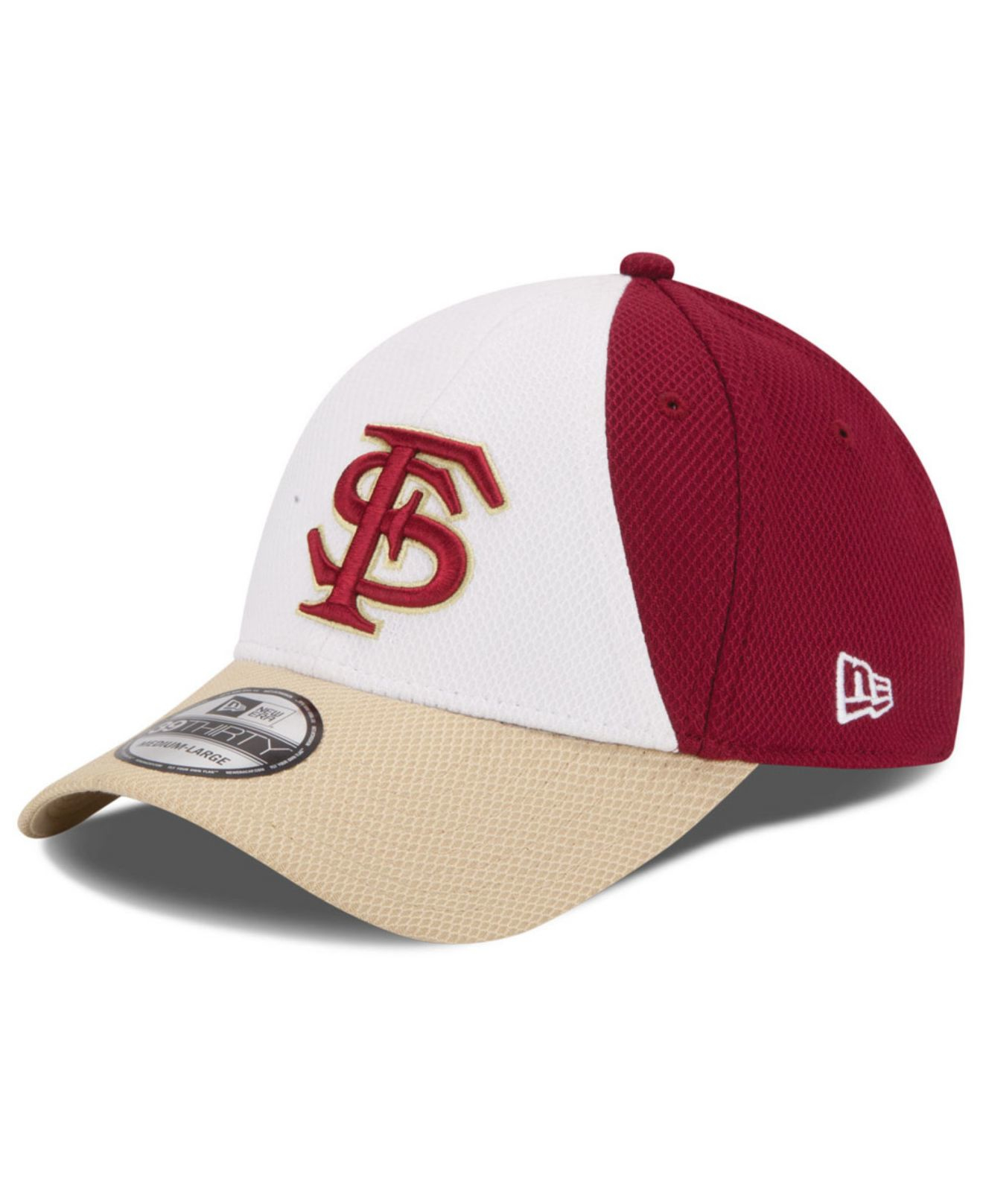 new styles 12420 4134d Lyst - KTZ Florida State Seminoles Game Performance 39thirty Cap in ...
