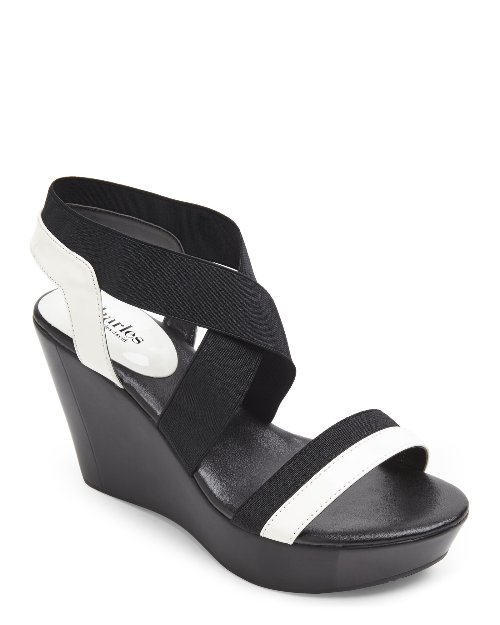 Lyst Charles By Charles David Black Amp White Feature