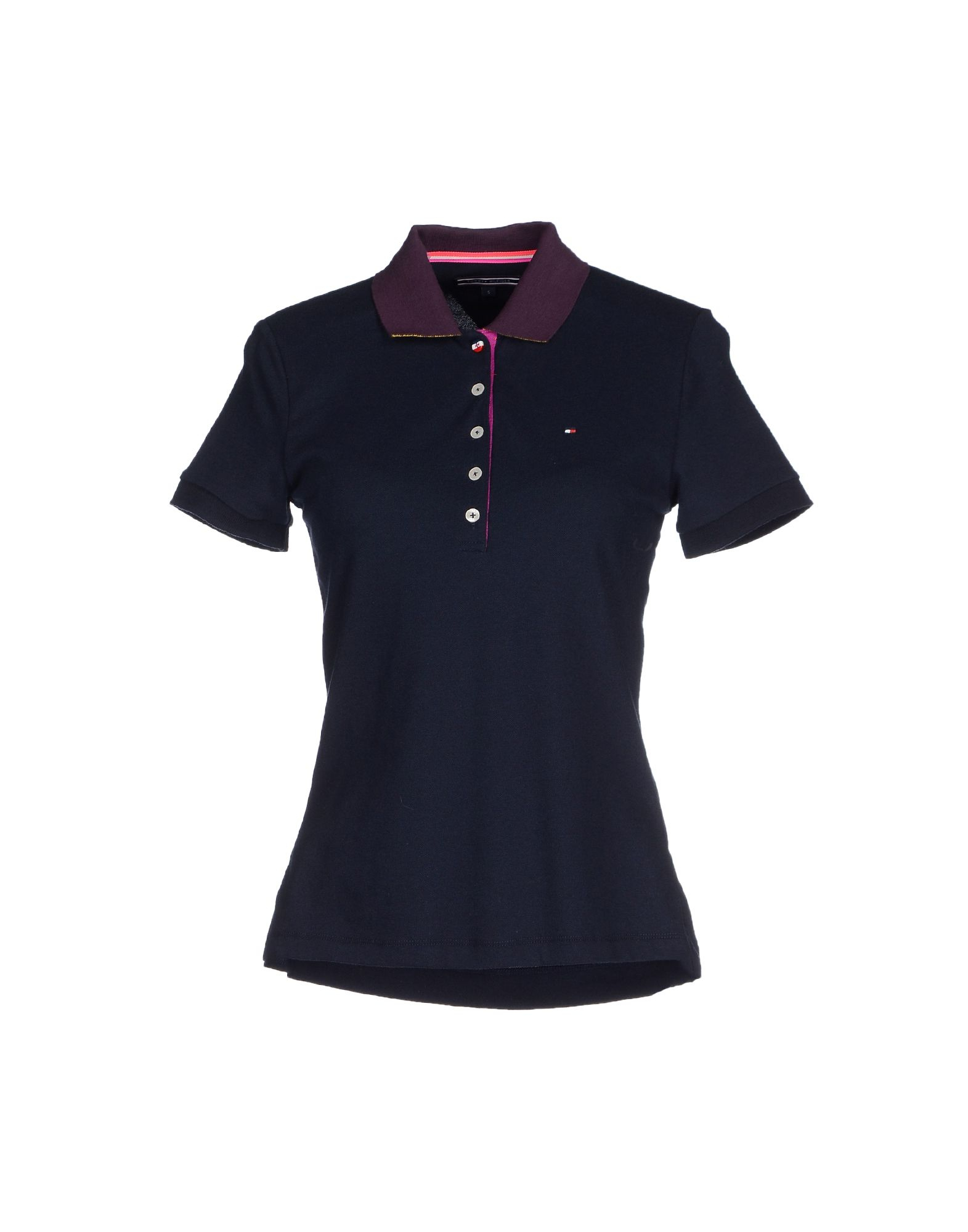 tommy hilfiger polo shirt in blue lyst. Black Bedroom Furniture Sets. Home Design Ideas