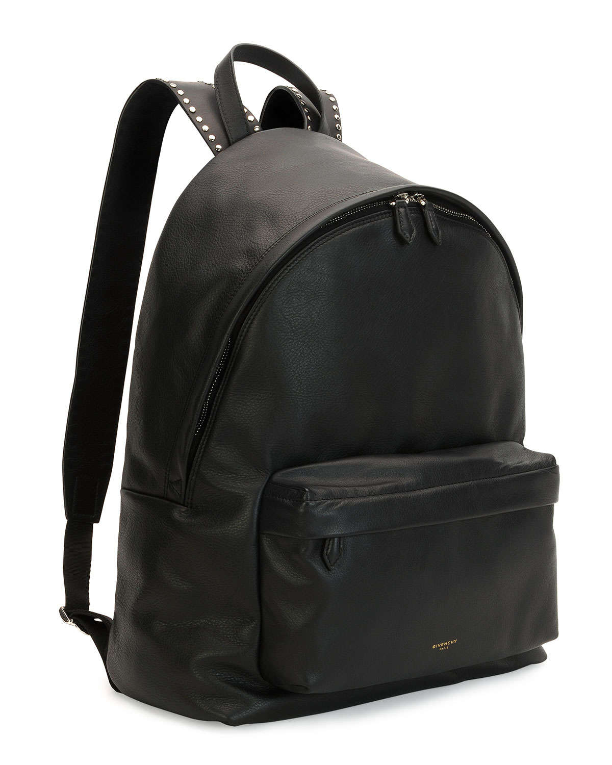 Givenchy Studded Leather Backpack in Black for Men | Lyst