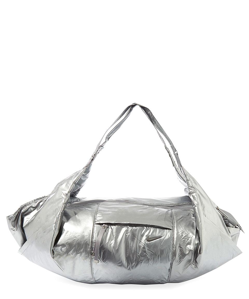 Nike Victory Gym Club Duffel Bag Metallic Silver  48a07c03b1e80