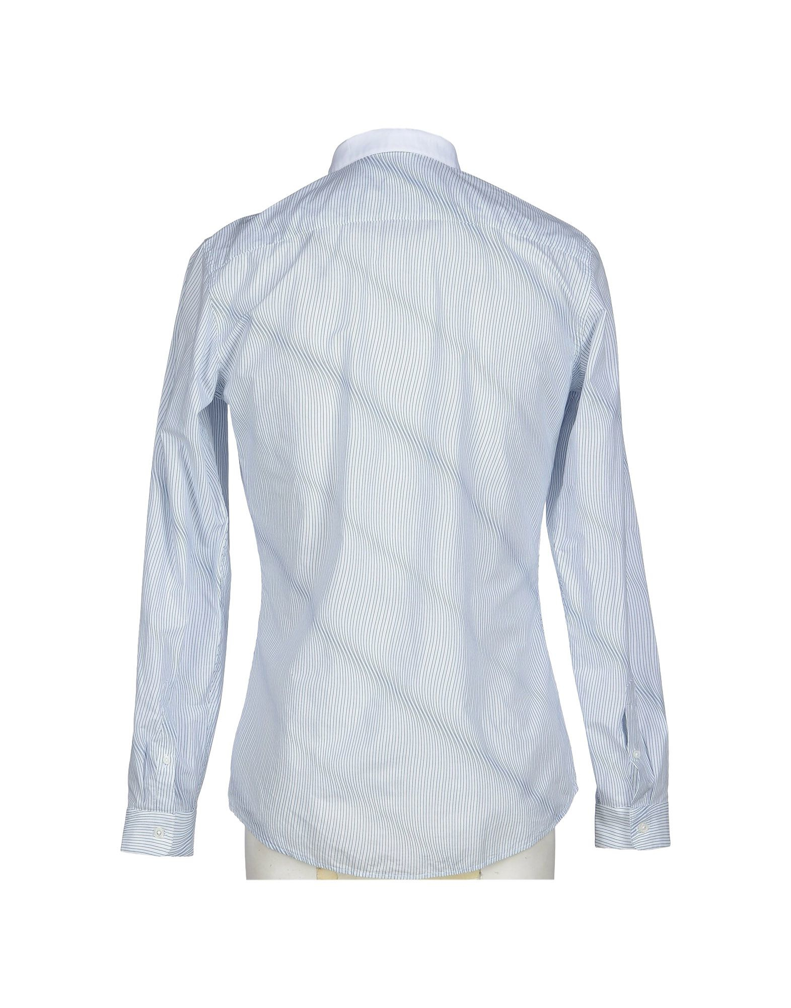 White Embellished Collar Long Sleeve Shirt River Island