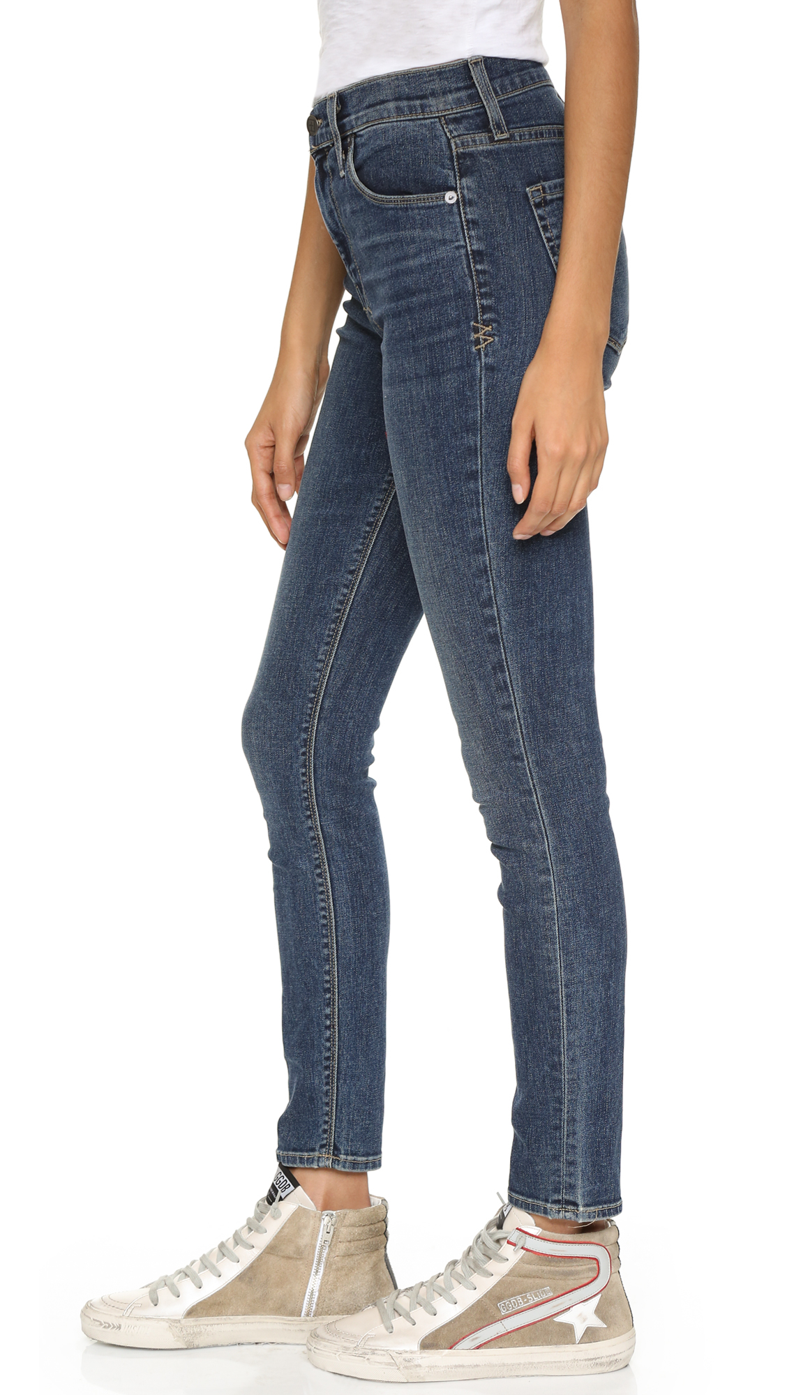 High Rise Jeans For Women