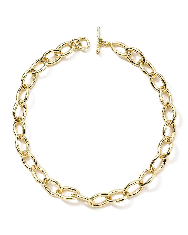 Ippolita Glamazon 18k Gold Mini Bastille Necklace rrpC01