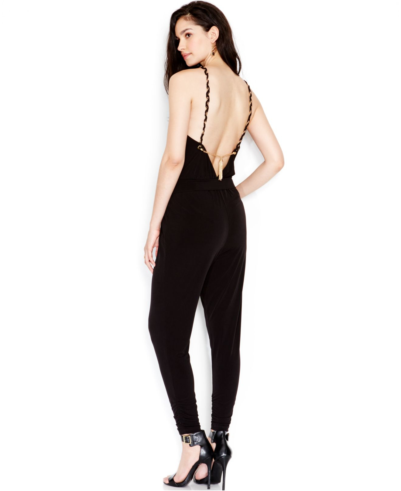 6c19822227a5 Gallery. Previously sold at  Macy s · Women s Olive Jumpsuits ...