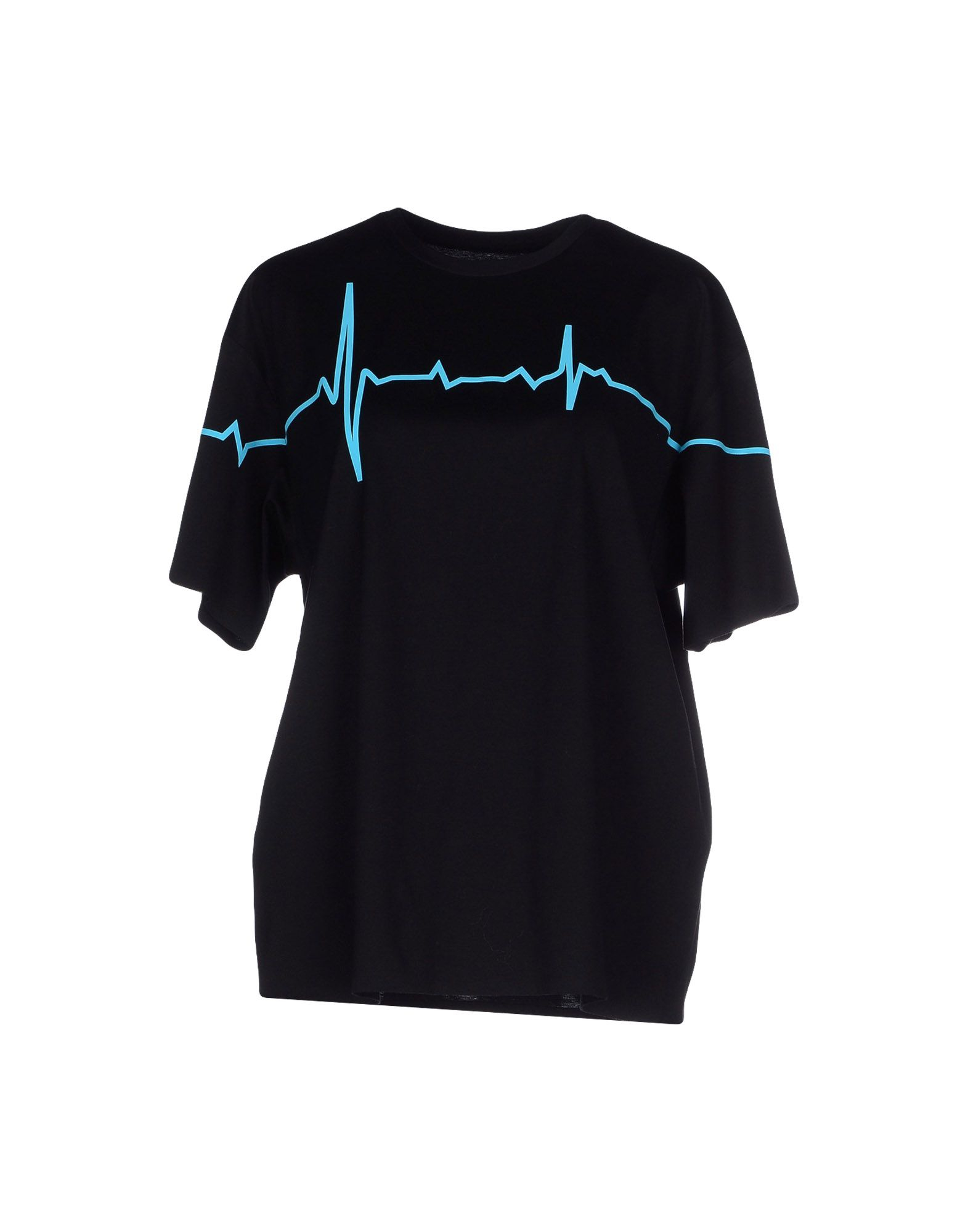 Lyst Alexander Wang T Shirt In Blue