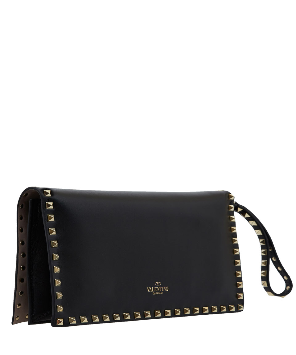 Pre-owned - Cloth clutch bag Valentino