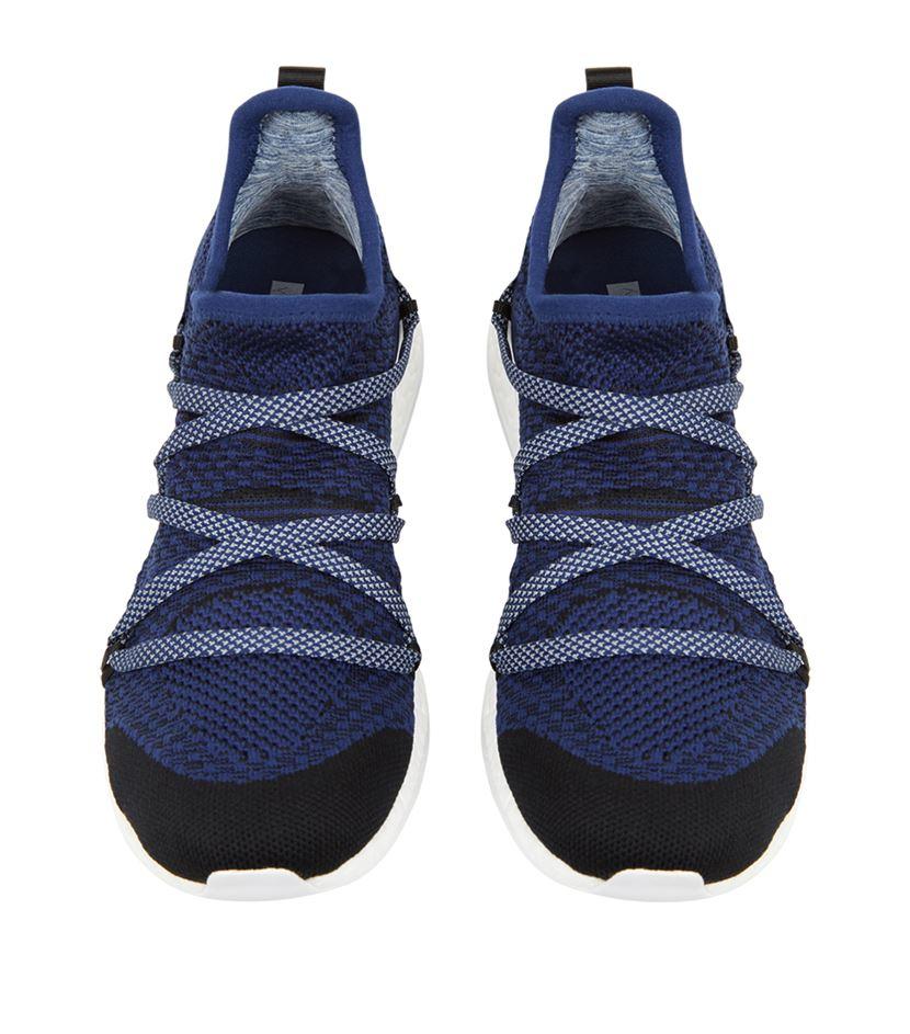 40b919d2b96eb ... reduced adidas by stella mccartney pure boost x trainer in blue for men  lyst 3c795 f55a5