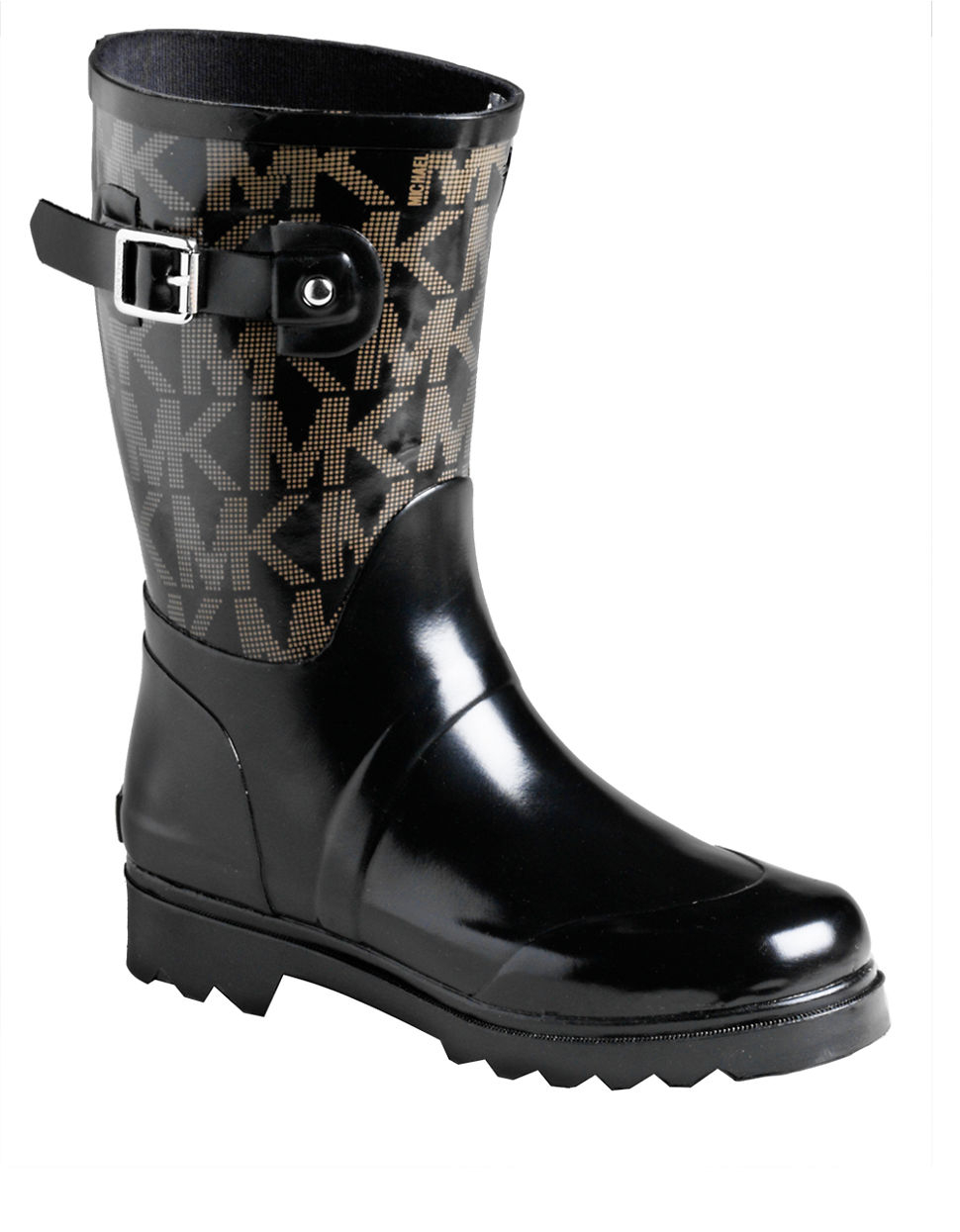 Michael michael kors Mid-high Rain Boots | Lyst