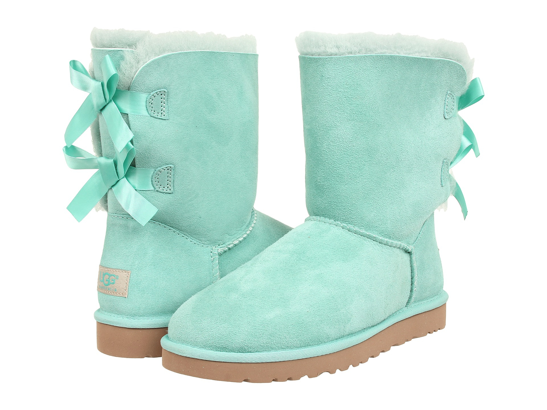 Lyst Ugg Bailey Bow In Green