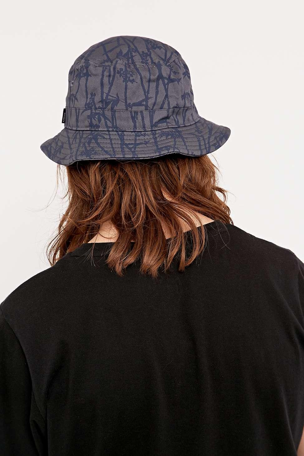 Vans Undertone Bucket Hat In Blue in Blue for Men - Lyst c76dbc5a7b45