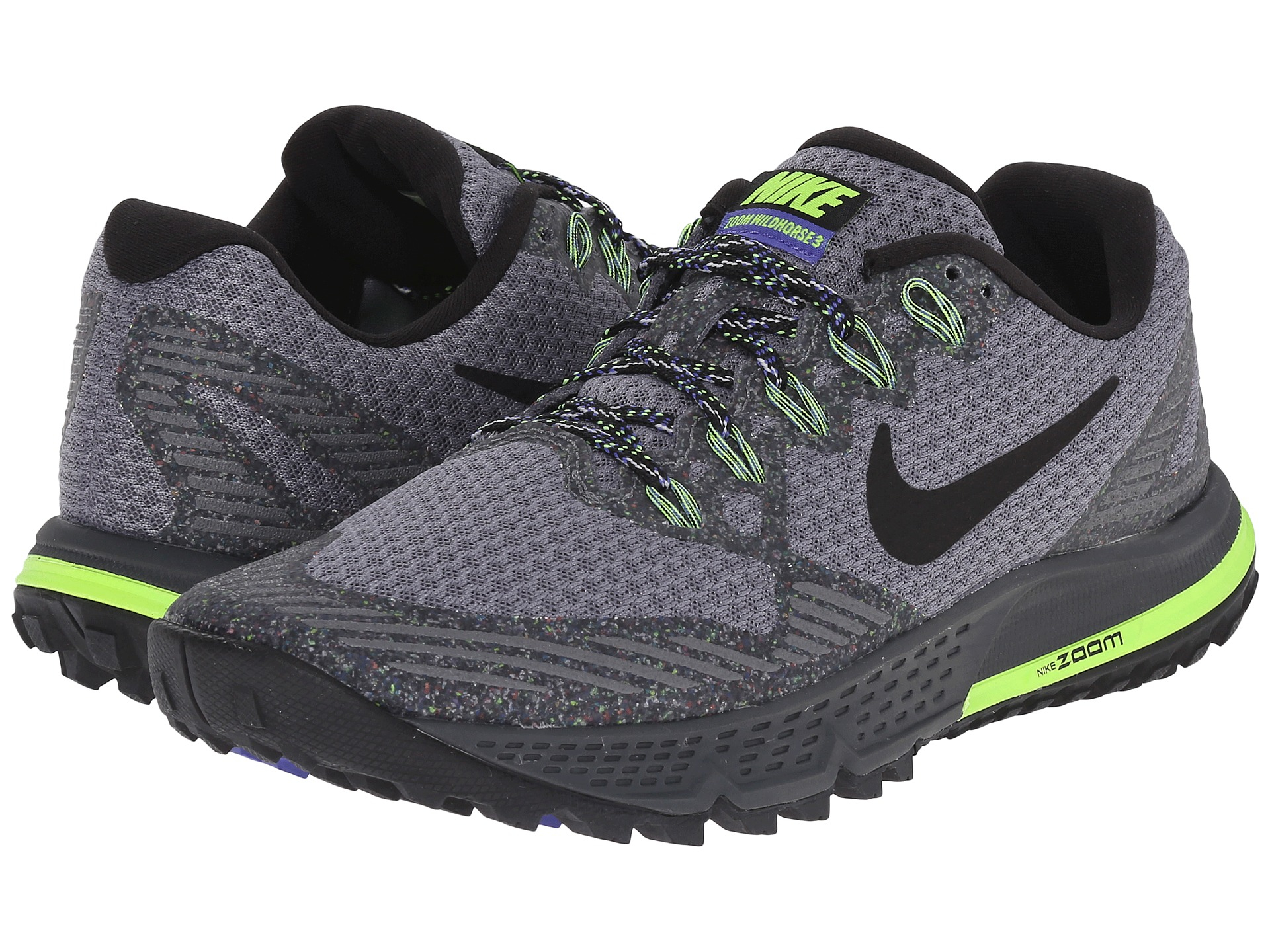 e544e7bcd5679 Lyst - Nike Air Zoom Wildhorse 3 in Gray