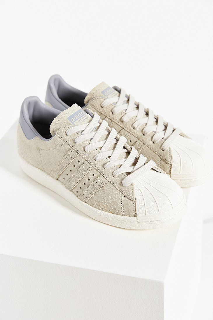 Women's Cheap Adidas Originals Superstar II Lite Low Shoes