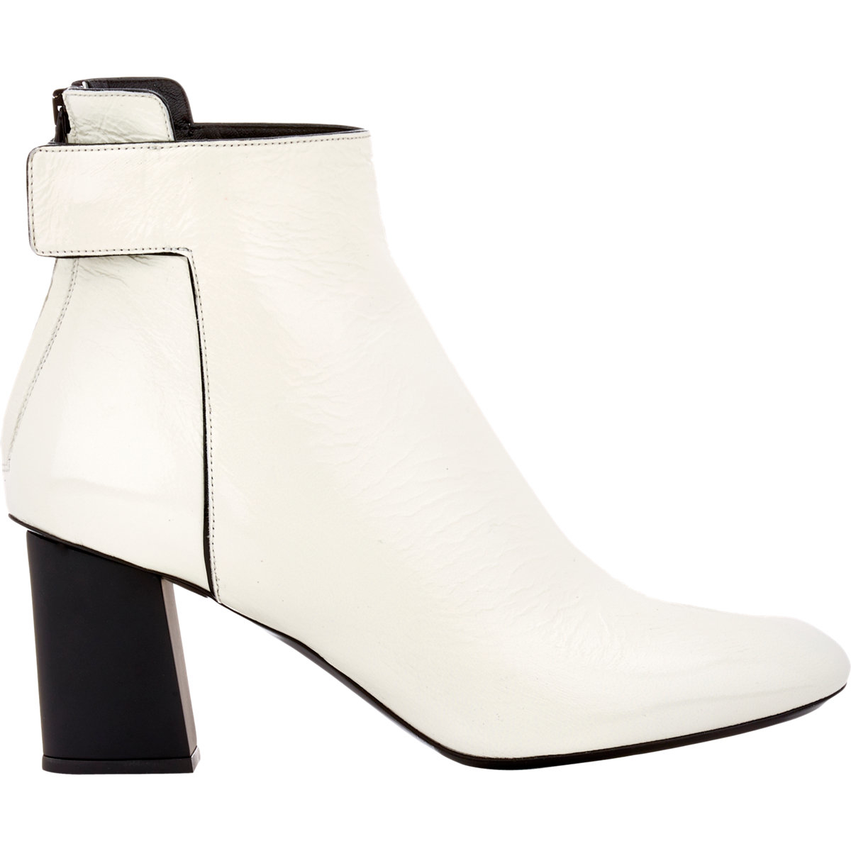 Proenza schouler Women's Ankle Boots in White | Lyst