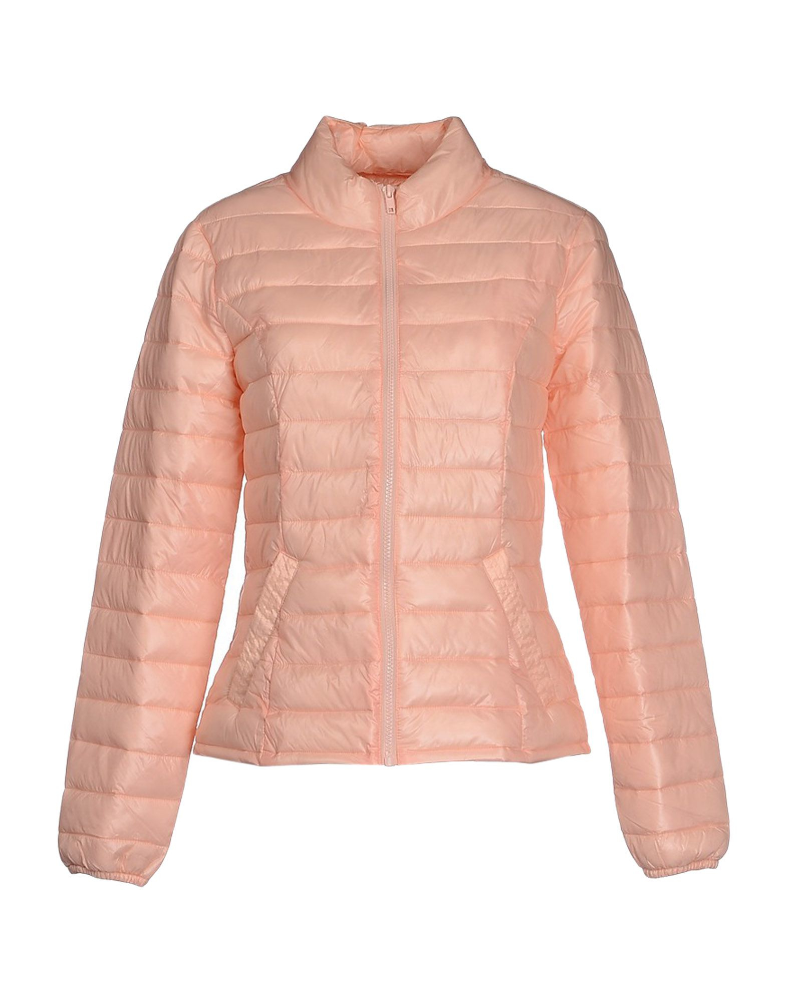 vero moda jacket in pink light pink lyst. Black Bedroom Furniture Sets. Home Design Ideas
