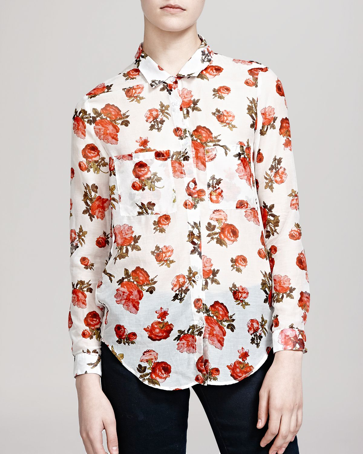 SHIRTS - Blouses The Kooples Best Place Online Clearance Great Deals Cheap Eastbay Cheapest Price jwUpLnVu