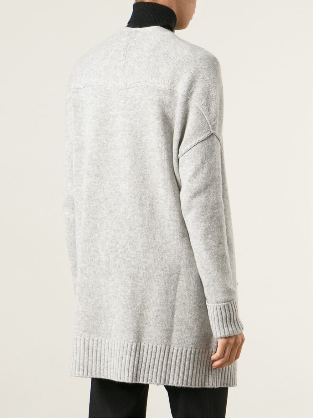 Forte Forte open front cardigan Outlet Online Shop Cheap Marketable Free Shipping From China bKSVRwbBp