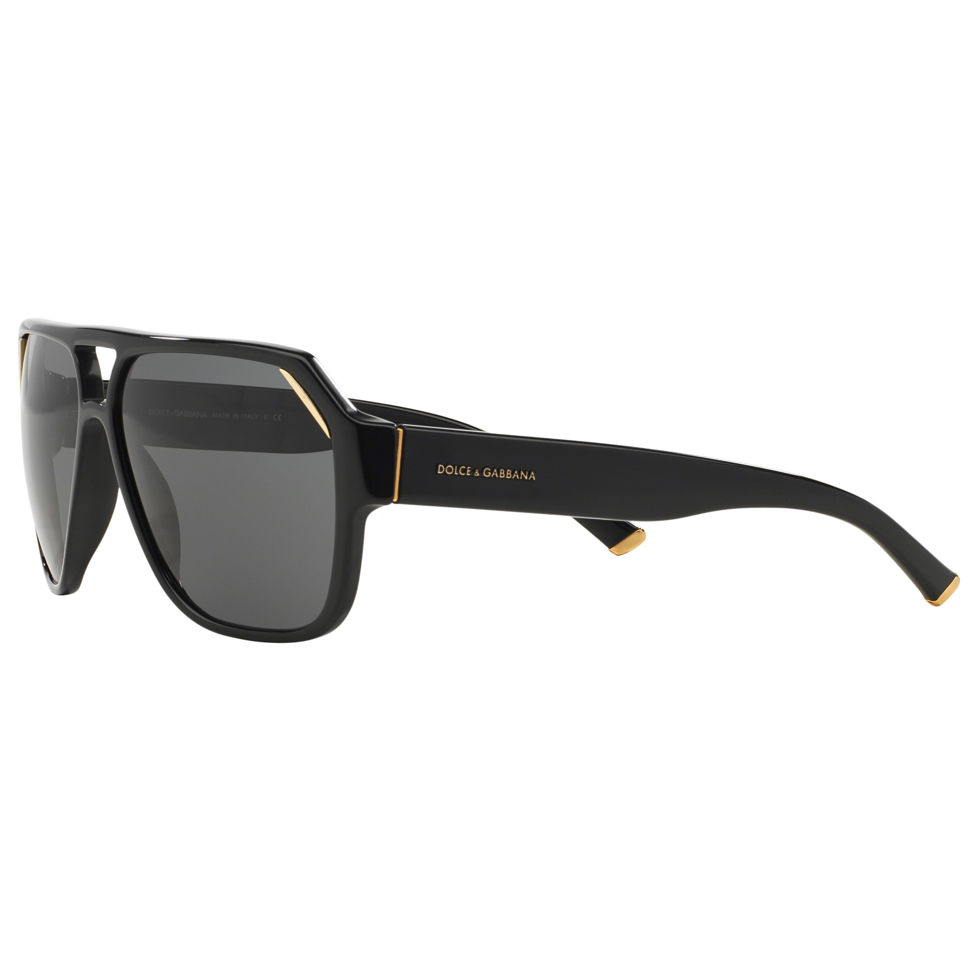 6d96c7d3f5 Dolce   gabbana Dolce And Gabbana Dg4138 Geometric Sunglasses in Black