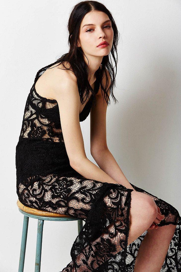 Lip service maxi dress