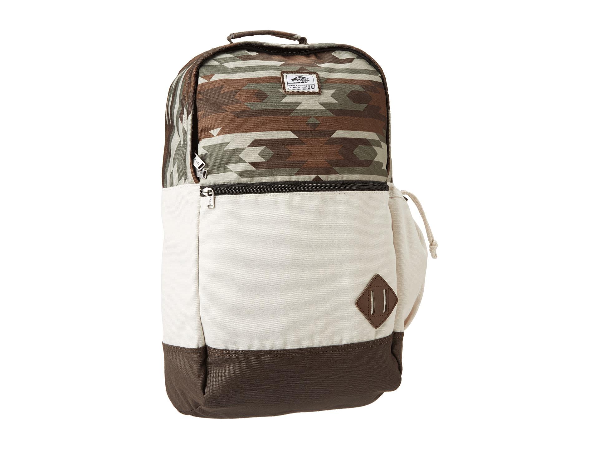 6d68fc4efd Lyst - Vans Van Doren Ii Backpack in Brown for Men