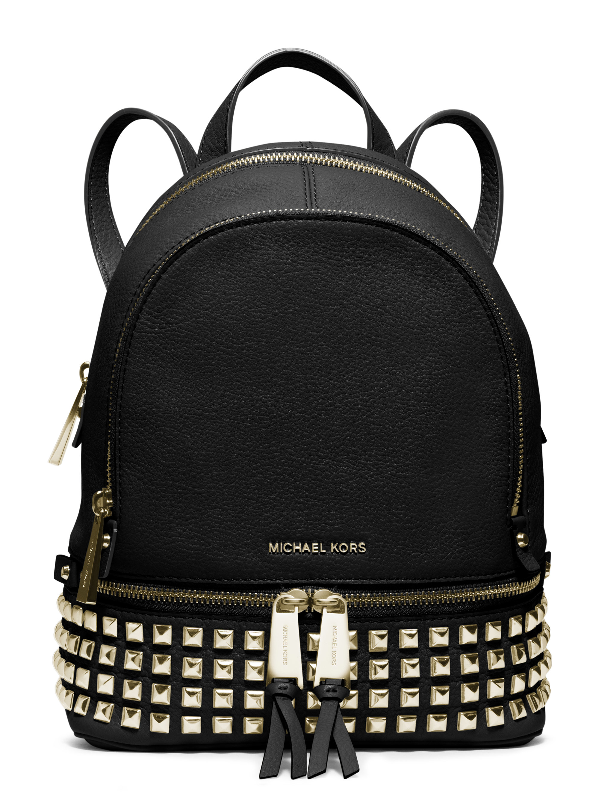 spiked leather backpack Backpack Tools