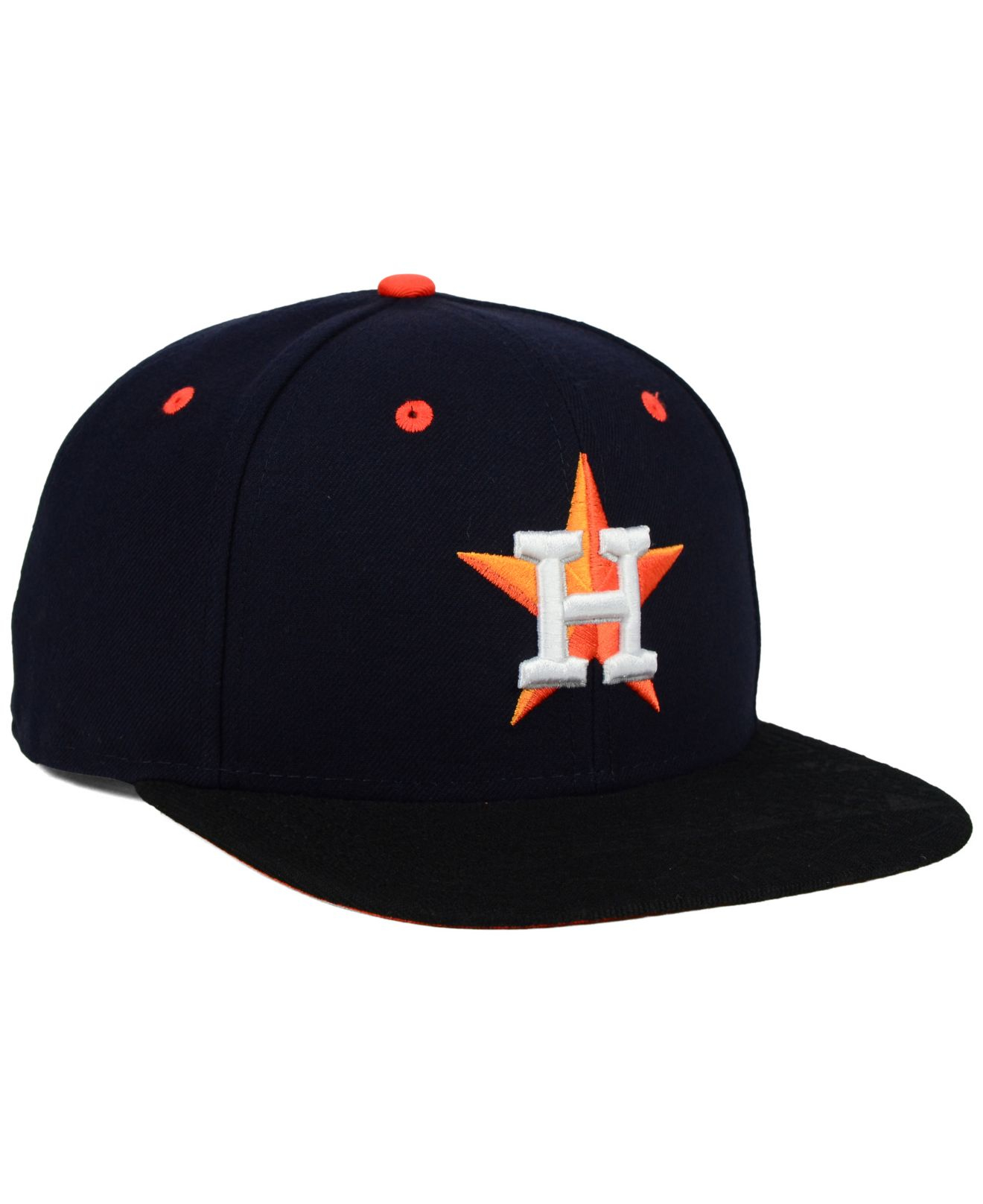 info for 413c0 96845 ... discount code for lyst ktz houston astros tone 9fifty snapback cap in  blue for men d20db
