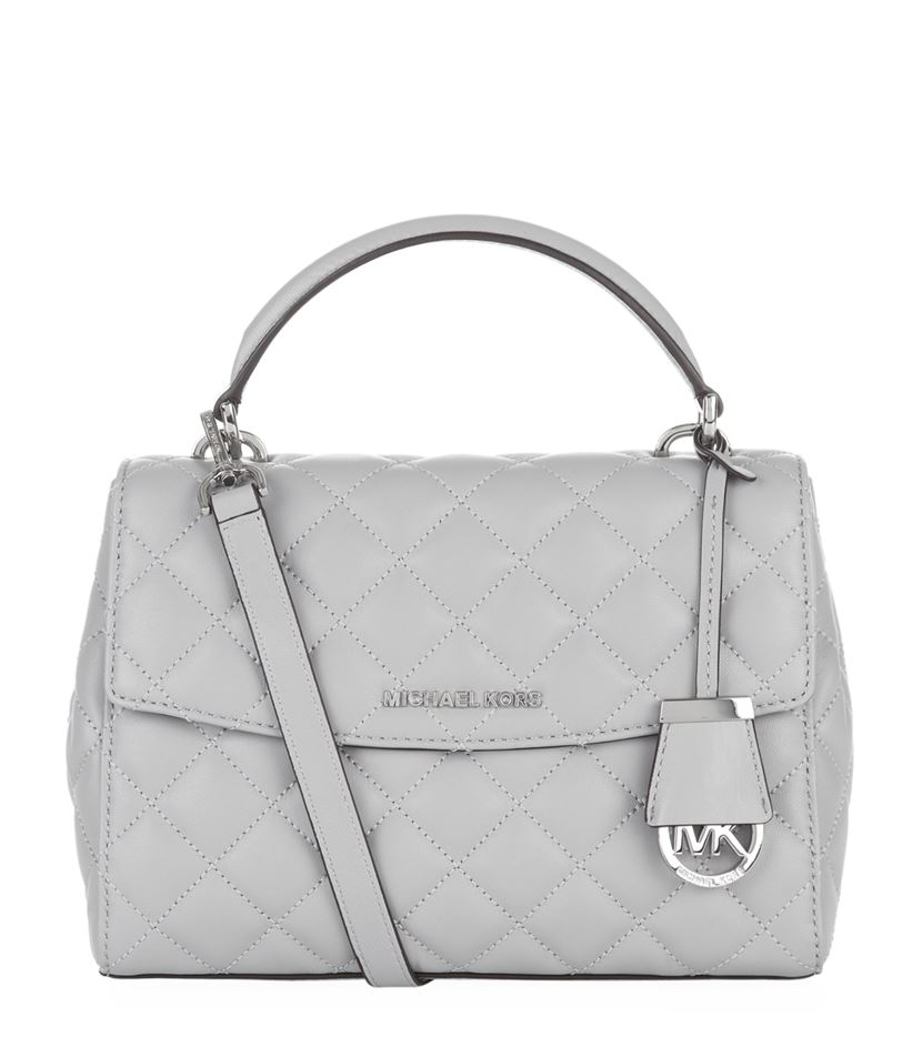 555d9123bd43 Gallery. Previously sold at: Harrods · Women's Michael Kors Charm Women's Michael  Kors Quilted Bag