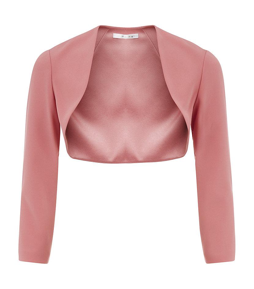 Pink Bolero Jacket p8JYur