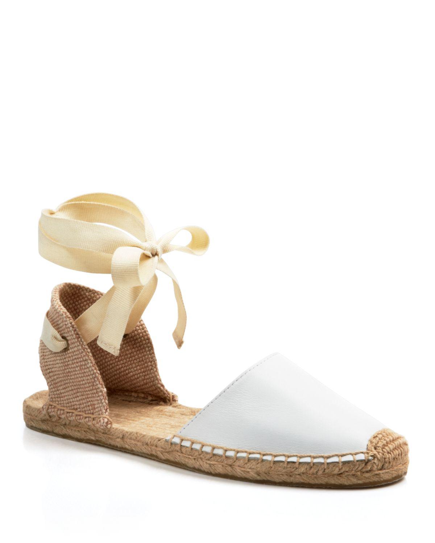 Soludos Classic Leather Thong Sandal UZ25x