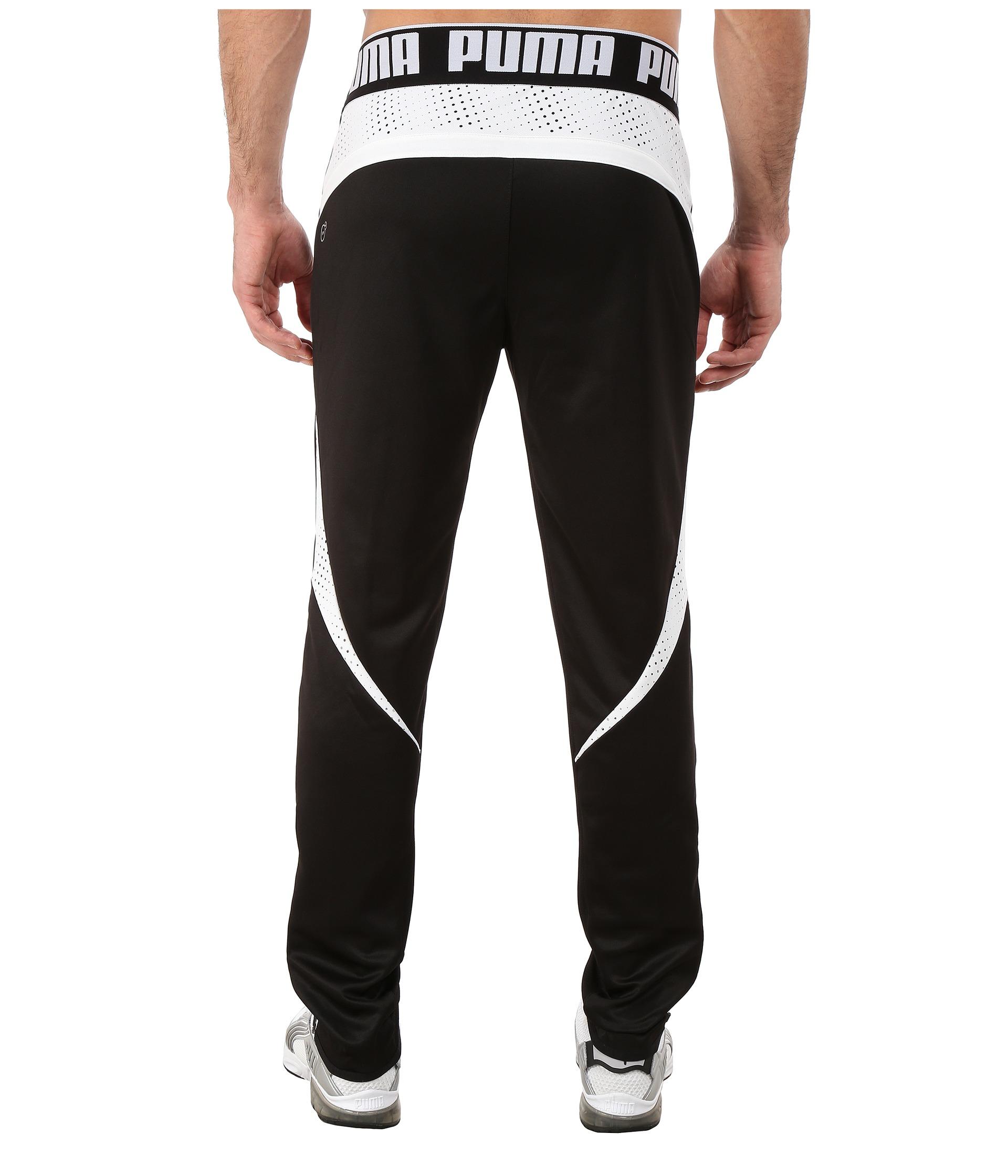 Lyst Puma Flicker Pants In Black For Men