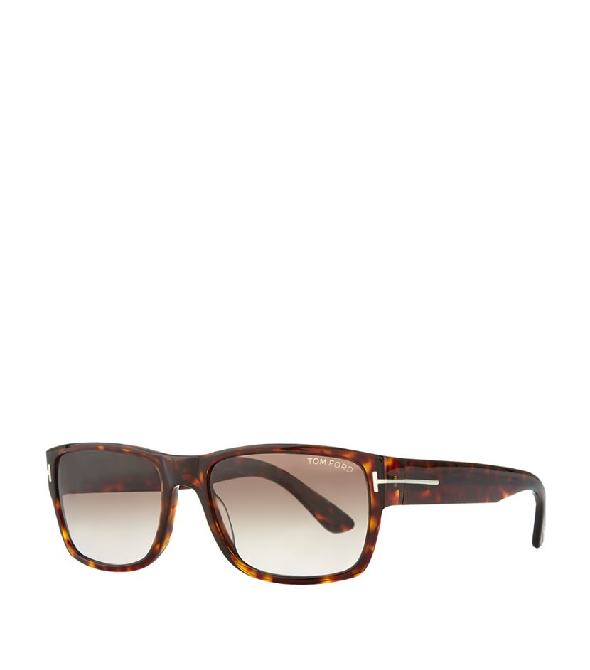 020cf806a62 Tom Ford Mason Sunglasses in Brown - Lyst
