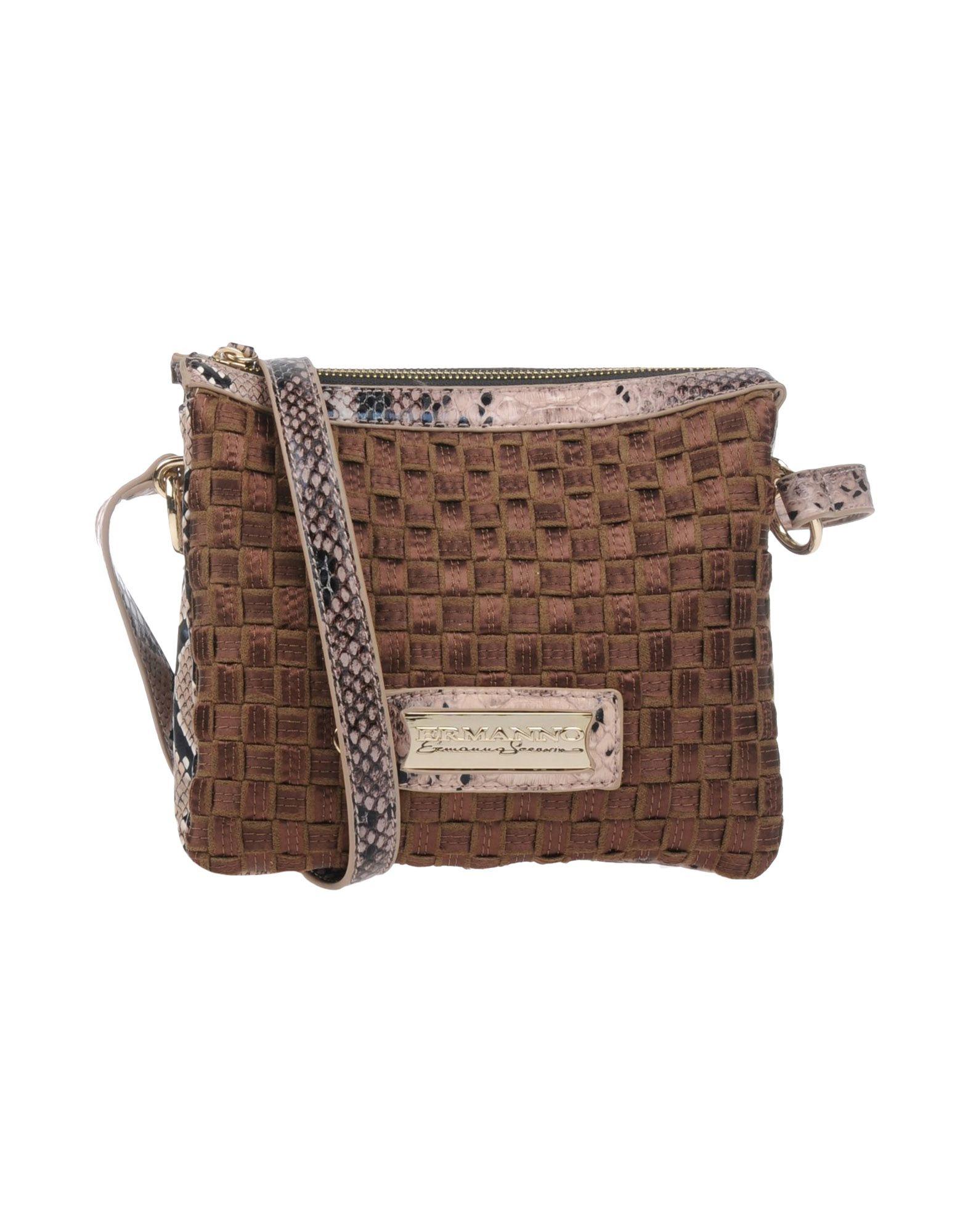 Ermanno Ermanno Scervino Underarm Bags in Brown (Cocoa)