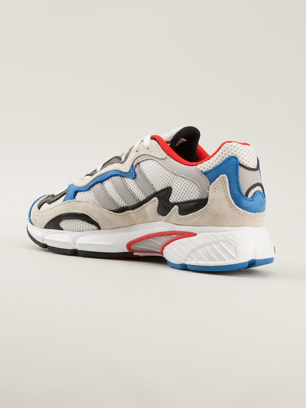 pretty nice d0d1d b2c9d adidas Temper Run Sneakers in White for Men - Lyst
