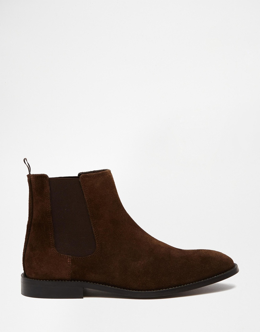 Clothing, Shoes & Accessories Learned Brand New Asos Mens Chelsea Boots Boots
