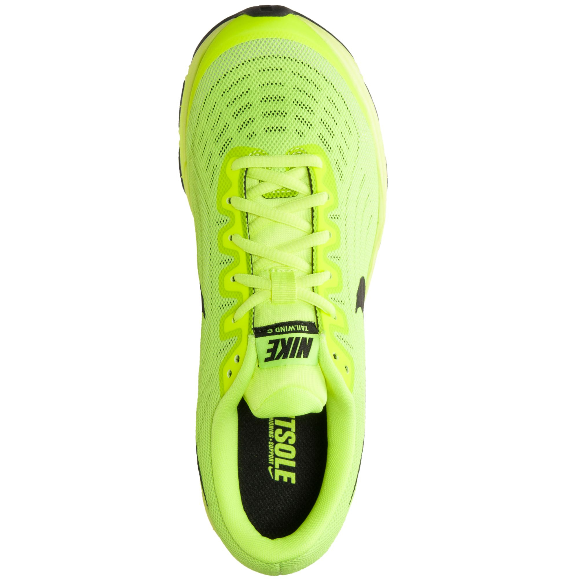 4868c244a2a967 Previously sold at  Macy u0026 39 s US  u0026middot Buy Nike Yellow Mens  Air Max Tailwind 6 Running Sneakers From Finish Line ...