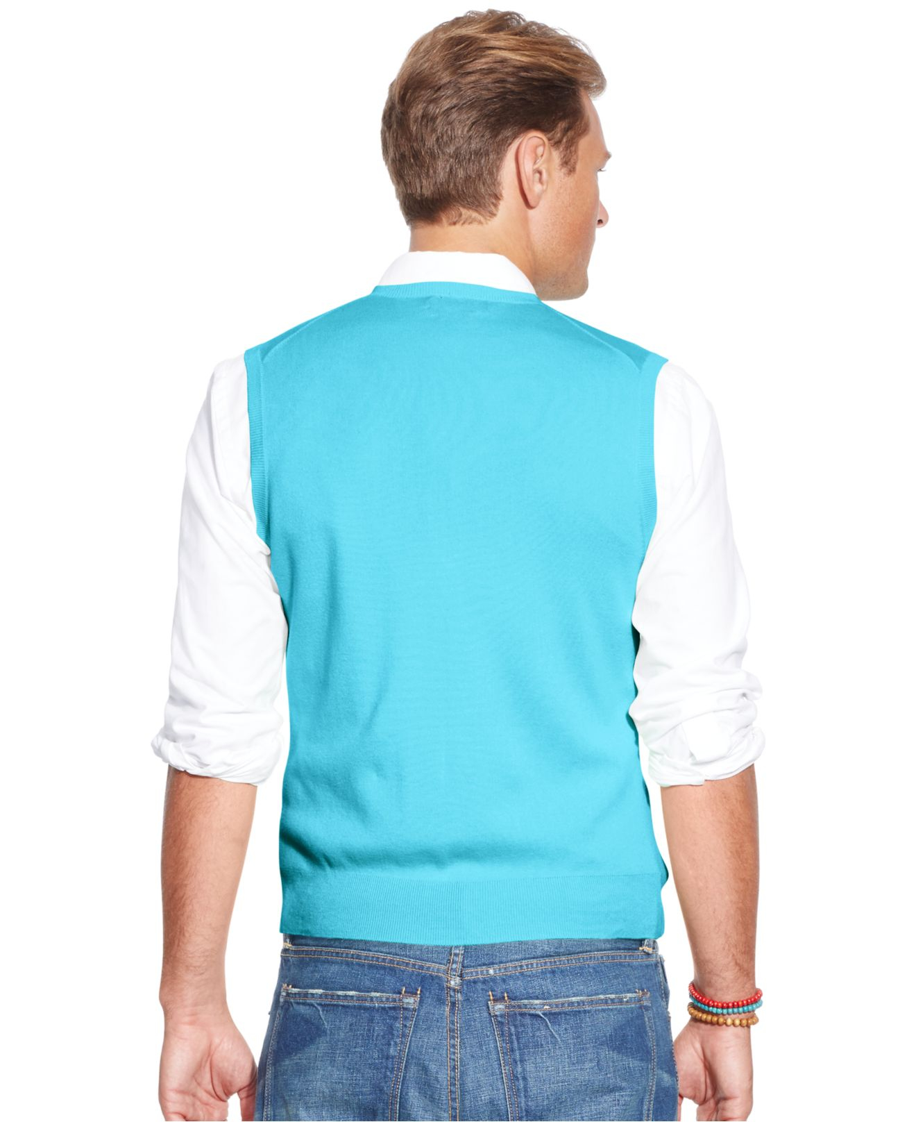 Lacoste Big And Tall Sweater Vest Sweater Vest