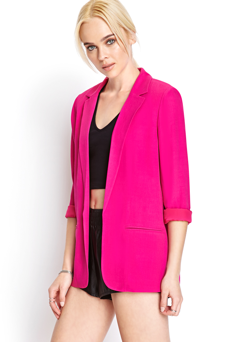 9 Hottest Pink Blazers For Men And Women | Styles At Life