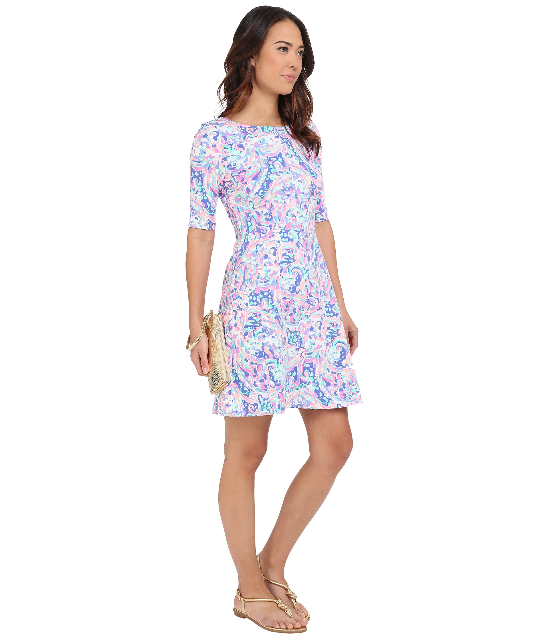 Lilly Pulitzer Celia Dress Lyst